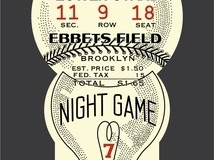 ebbets-field-night-game-ticket